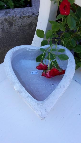Keramikschale Herz