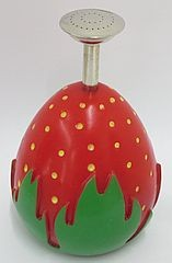 Gießbrause Erdbeere