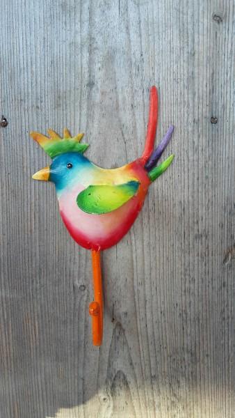 Vogelhaken Bunt